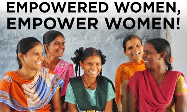 Empowered Women, Empower Women!